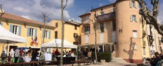 Marché à Castellar
